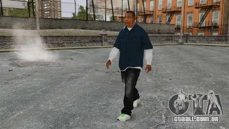 Clinton Franklin para GTA 4 segundo screenshot