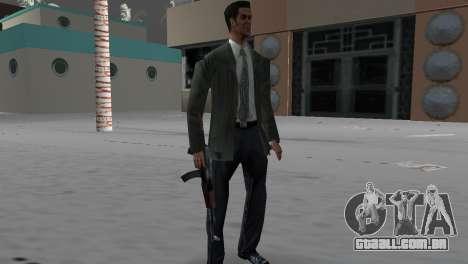Kalashnikov para GTA Vice City por diante tela