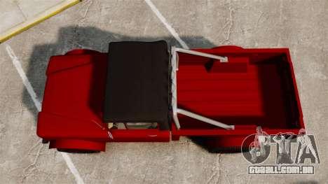 GTA V Canis Bodhi para GTA 4 vista direita