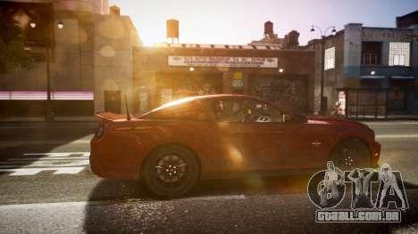 Direct Graphics para GTA 4 por diante tela