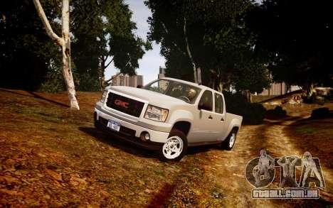GMC Sierra 2500HD 2010 para GTA 4
