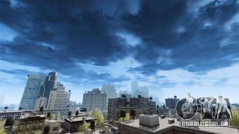 Tempo Austrália para GTA 4 segundo screenshot