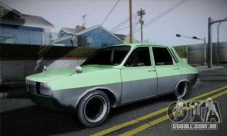 Dacia 1300 Retro Art para GTA San Andreas