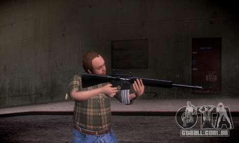 Lester de GTA V para GTA San Andreas
