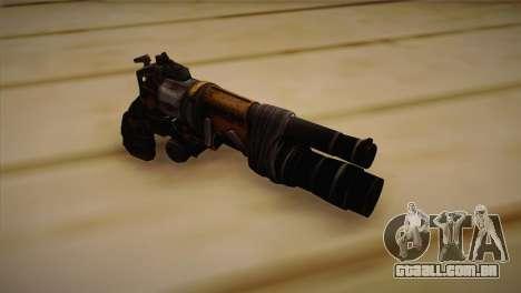 A arma de Bulletstorm para GTA San Andreas