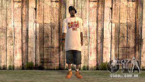 Rapper Rand para GTA San Andreas