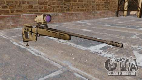 GOL sniper rifle Sniper Magnum para GTA 4