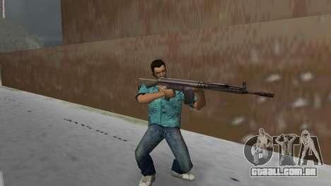 H&K G3A3 para GTA Vice City terceira tela