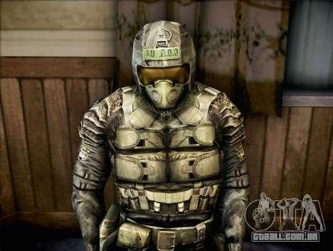 Forças armadas da chamada de Pripyat para GTA San Andreas