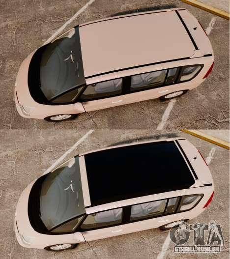 Renault Espace IV Initiale v1.1 para GTA 4 vista direita