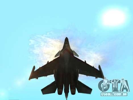 Su-33 para o motor de GTA San Andreas