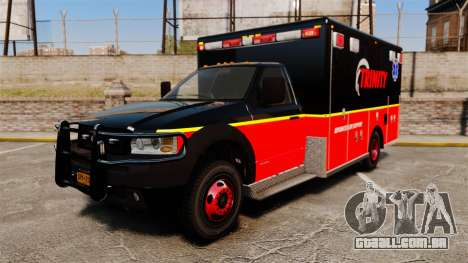Landstalker L-350 Trinity EMS Ambulance [ELS] para GTA 4