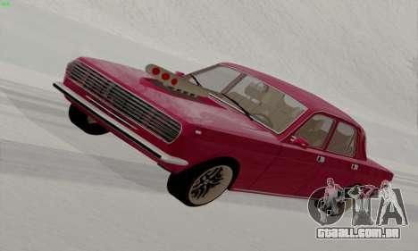 GAZ Volga 2410 Hot Road para GTA San Andreas