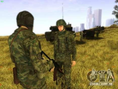 Tankman para GTA San Andreas segunda tela