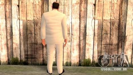 Joseph Clarence para GTA San Andreas segunda tela