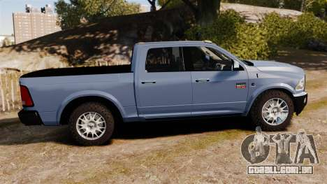 Dodge Ram 2010 para GTA 4 esquerda vista
