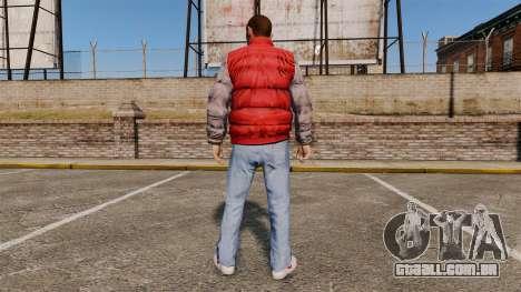 As roupas de volta para o futuro- para GTA 4 segundo screenshot