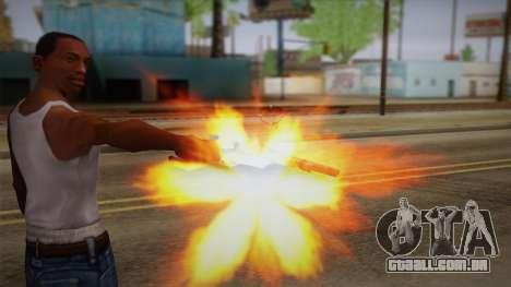 Colt Peacemaker (Rusty) para GTA San Andreas terceira tela