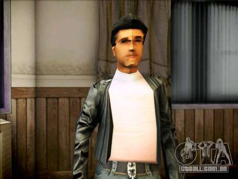 O bandido de GTA Vice City para GTA San Andreas terceira tela