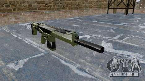 Fuzil de assalto de Crysis 2 para GTA 4