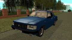 GAZ 31029 Volga Azul para GTA San Andreas