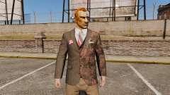 Harvey Dent (duas-caras) para GTA 4