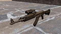 Engrenagem tática AK-47