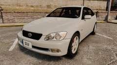 Toyota Altezza Gita para GTA 4