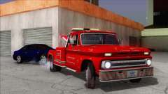 Chevrolet C20 Towtruck 1966 1.01