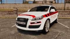 Audi Q7 Enforcer [ELS] para GTA 4