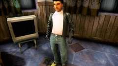 O bandido de GTA Vice City