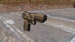 Carregamento automático pistola FN Five-seveN MW