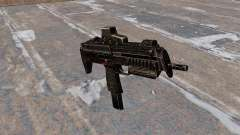 Submetralhadora MP7
