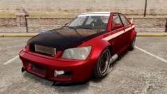 Sultan RS Sedan