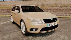 Skoda Octavia RS Stock
