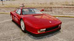 Ferrari Testarossa 1986 v1.1 para GTA 4
