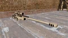 Rifle sniper McMillan TAC-50