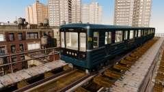O chefe da Metro wagon modelo 81-717