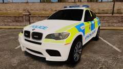 BMW X6 Lancashire Police [ELS]
