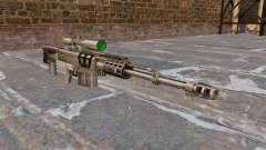 AS50 rifle de sniper