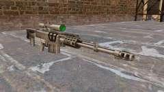 AS50 rifle de sniper