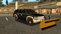 Chevrolet Exterior SUV para GTA San Andreas