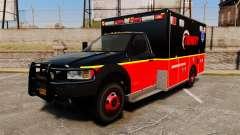Landstalker L-350 Trinity EMS Ambulance [ELS]