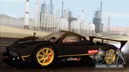 Pagani Zonda R SPS v3.0 Final para GTA San Andreas