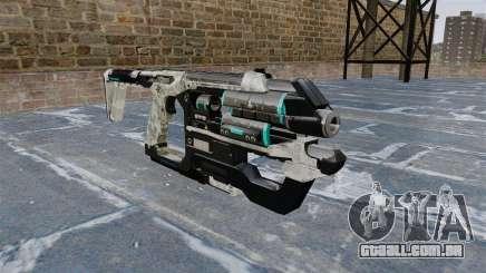 Crysis 2 metralhadora para GTA 4