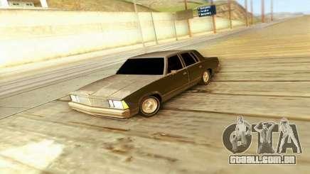 Chevrolet Malibu 1981 para GTA San Andreas