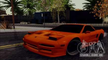 Acura NSX Drift para GTA San Andreas