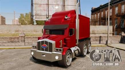 Mini caminhão para GTA 4