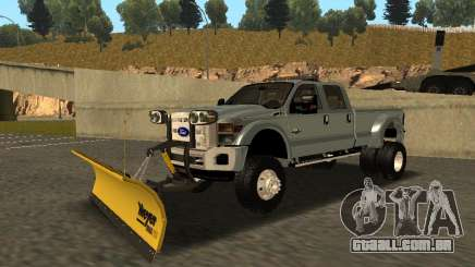 Ford F-450 para GTA San Andreas