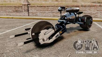 Bètmotocikl Bètpod para GTA 4